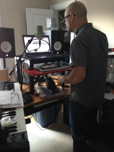 Steve Standing Studio